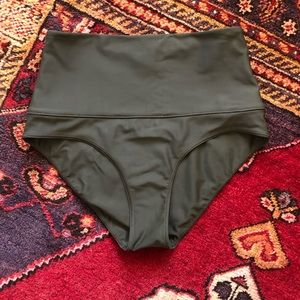 Lululemon High Waisted Swim Bottom